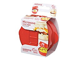 Sistema 1117 Easy Eggs Microwave Cookware